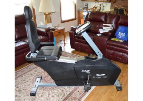 Computerized Exercycle